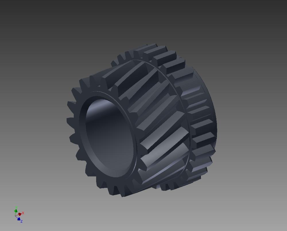 p Gearwheel 21070-1701157-00