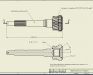 Primary shaft 4,47 (assembly)