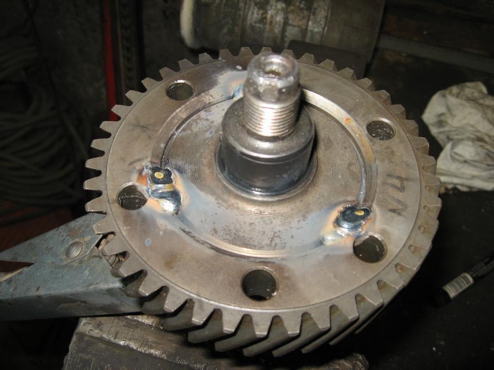 Рулевое управление на минитрактор переломка своими руками 27