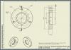фланец под 306 подшипник (длинная сторона)