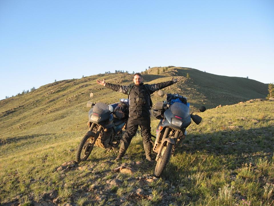 Мотопутешествие «Байкал 2010″…